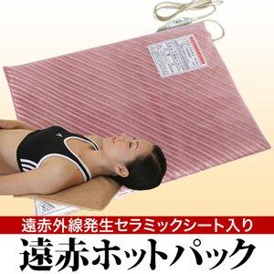 【送料無料】 遠赤ホットパック(カバー無し)