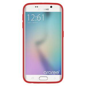 【Galaxy S6 edge ケース】araree Hue Plus(アラリー ヒュープラス) AR6199GS6E レッド h03