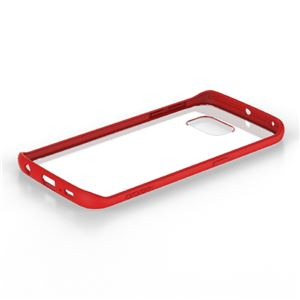 【Galaxy S6 edge ケース】araree Hue Plus(アラリー ヒュープラス) AR6199GS6E レッド f05