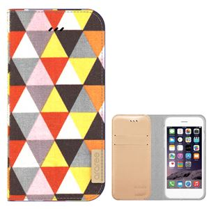 iPhone6s/6 ケース araree Blossom Diary(ブロッサムダイアリー インディ) アイフォン(Indipop) h01