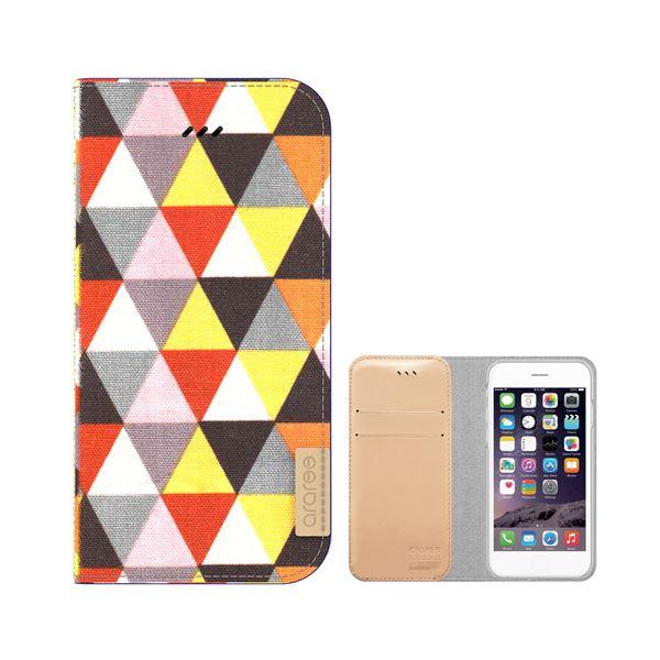 iPhone6s/6 ケース araree Blossom Diary(ブロッサムダイアリー インディ) アイフォン(Indipop)f00