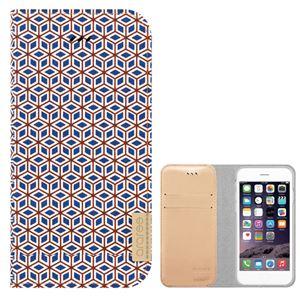iPhone6s/6 ケース araree Blossom Diary(ブロッサムダイアリー インディ) アイフォン(cube) h01
