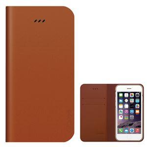iPhone6s/6 ケース araree Thumb-up Diary Original(サムアップダイアリーオリジナル) アイフォン(Original brown)