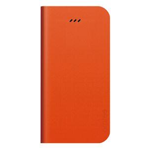 iPhone6s/6 ケース araree Thumb-up Diary Original(サムアップダイアリーオリジナル) アイフォン(Original orange) h02