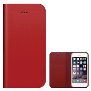 iPhone6s/6 ケース araree Thumb-up Diary Original(サムアップダイアリーオリジナル) アイフォン(Original red) h01