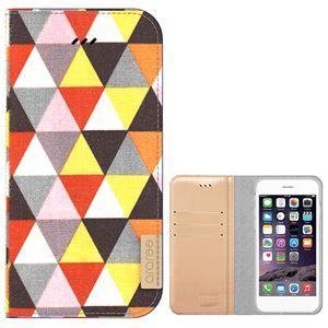 iPhone6s Plus/6 Plus ケース araree Blossom Diary (ブロッサムダイアリー インディー) アイフォン(Indipop) h01