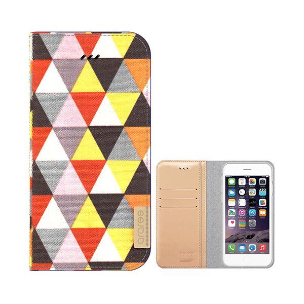 iPhone6s Plus/6 Plus ケース araree Blossom Diary (ブロッサムダイアリー インディー) アイフォン(Indipop)f00