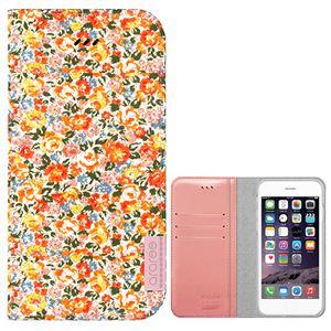 iPhone6s Plus/6 Plus ケース araree Blossom Diary (ブロッサムダイアリー インディー) アイフォン(bloom) h01