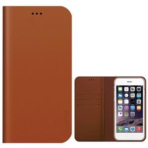 iPhone6s Plus/6 Plus ケース araree Thumb-up Diary Original (サムアップダイアリーオリジナル) アイフォン(Original brown)