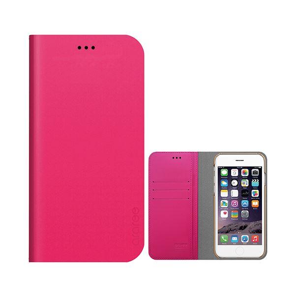 iPhone6s Plus/6 Plus ケース araree Thumb-up Diary Original (サムアップダイアリーオリジナル) アイフォン(Original pink)f00
