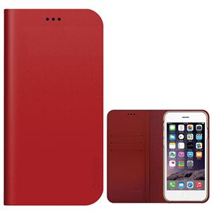 iPhone6s Plus/6 Plus ケース araree Thumb-up Diary Original (サムアップダイアリーオリジナル) アイフォン(Original red) h01
