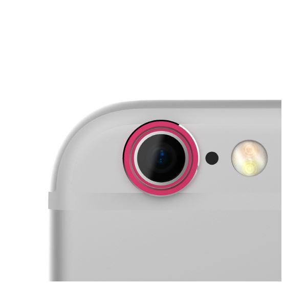 iPhone6s/6 araree Metal Ring Single(アラリー メタルリング 単品)カラーバリエーション4色 アイフォン(Pink)f00