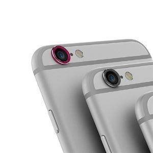 iPhone6s/6 araree Metal Ring SET(アラリー メタルリング セット)2色セット アイフォン(Space Gray&Pink) h02