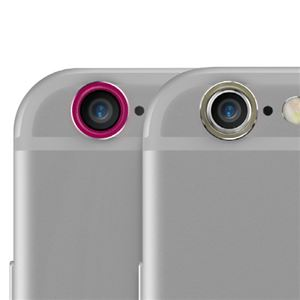 iPhone6sPlus/6PlusPlusarareeMetalRingSET(アラリーメタルリングセット)2色セットアイフォン(Gold&Pink)