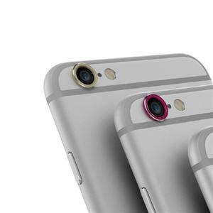 iPhone6s Plus/6 Plus Plusararee Metal Ring SET(アラリー メタルリング セット)2色セット アイフォン(Gold&Pink) h02