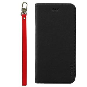 iPhone6s Plus/6 Plus ケースararee Canvas Diary(アラリー キャンバスダイアリー)アイフォン(Black) h01