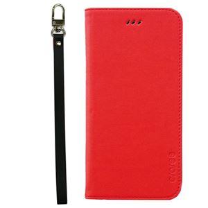 iPhone6s Plus/6 Plus ケースararee Canvas Diary(アラリー キャンバスダイアリー)アイフォン(Red) h01