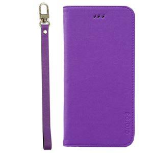 iPhone6s Plus/6 Plus ケースararee Canvas Diary(アラリー キャンバスダイアリー)アイフォン(Purple)