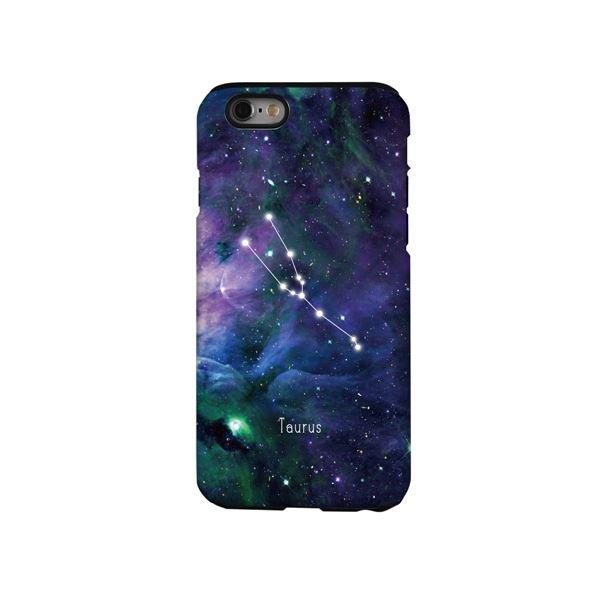 iPhone6s ケース Dparks タフケース 星座(ディーパークス セイザ)アイフォン iPhone6(Taurus)f00