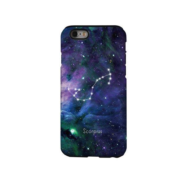 iPhone6s ケース Dparks タフケース 星座(ディーパークス セイザ)アイフォン iPhone6(Scorpio)f00