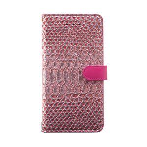 iPhone6s/6 ケース HANSMARE ANACONDA Diary(ハンスマレ アナコンダダイアリー)アイフォン(Amazon Pink) h01