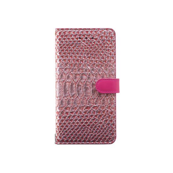 iPhone6s/6 ケース HANSMARE ANACONDA Diary(ハンスマレ アナコンダダイアリー)アイフォン(Amazon Pink)f00