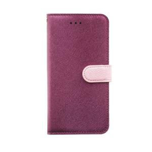 iPhone6s/6 ケース HANSMARE CALF Diary(ハンスマレ カーフダイアリー)アイフォン(Wine Pink) h01