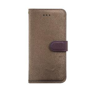 iPhone6s Plus/6 Plus ケース HANSMARE CALF Diary(ハンスマレ カーフダイアリー)アイフォン(Golden Brown) h01