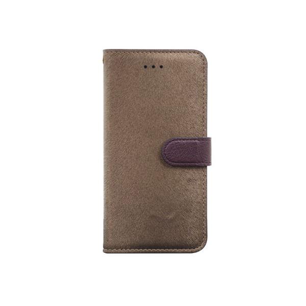 iPhone6s Plus/6 Plus ケース HANSMARE CALF Diary(ハンスマレ カーフダイアリー)アイフォン(Golden Brown)f00