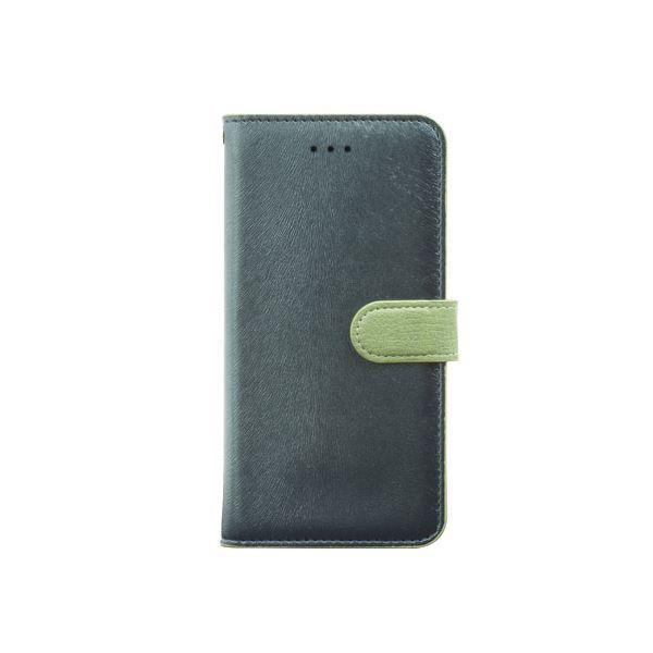 iPhone6s Plus/6 Plus ケース HANSMARE CALF Diary(ハンスマレ カーフダイアリー)アイフォン(Forest Green)f00