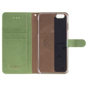 iPhone6s Plus/6 Plus ケース HANSMARE CALF Diary(ハンスマレ カーフダイアリー)アイフォン(Forest Green) h02