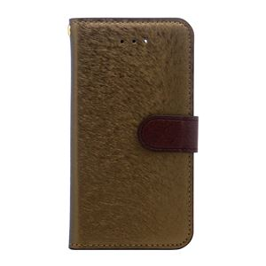 iPhone SE ケース HANSMARE CALF Diary (ハンスマレ カーフダイアリー) アイフォンse/5s/5用 iPhone SE/5s/5(golden brown)