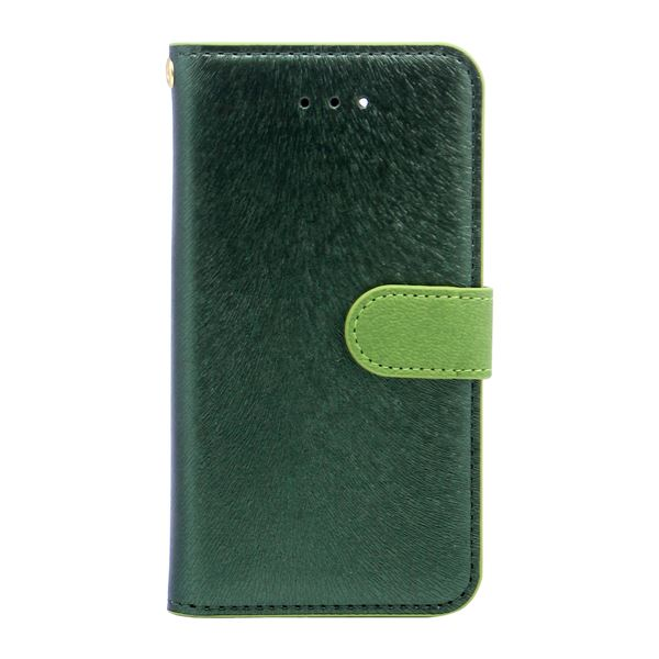iPhone SE ケース HANSMARE CALF Diary (ハンスマレ カーフダイアリー) アイフォンse/5s/5用 iPhone SE/5s/5(forest green)f00