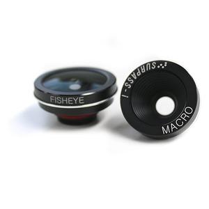 【オプション】交換用レンズ 魚眼レンズ&マクロレンズ(Fish&Micro Lens) h01