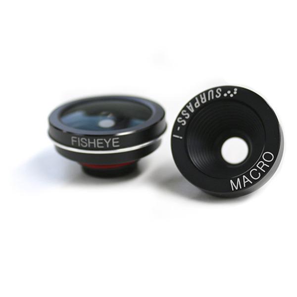 【オプション】交換用レンズ 魚眼レンズ&マクロレンズ(Fish&Micro Lens)f00
