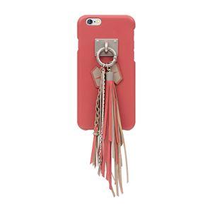 iPhone6s ケース STI:L PEACOCK WALTZ Bar(スティール ピーコックワルツバー)アイフォン iPhone6(Bar coral)