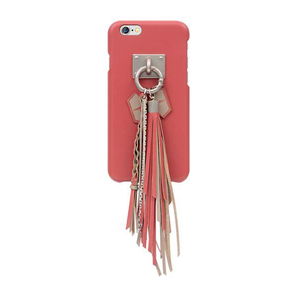 iPhone6s ケース STI:L PEACOCK WALTZ Bar(スティール ピーコックワルツバー)アイフォン iPhone6(Bar coral)f00