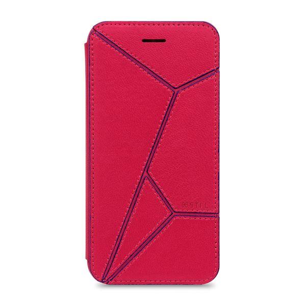 iPhone6s ケース 手帳型 STI:L EVASION Diary(スティール イヴェイジョンダイアリー)アイフォン iPhone6(pink)f00