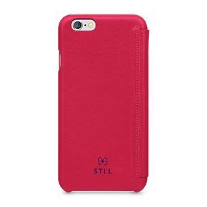 iPhone6s ケース 手帳型 STI:L EVASION Diary(スティール イヴェイジョンダイアリー)アイフォン iPhone6(pink) h02