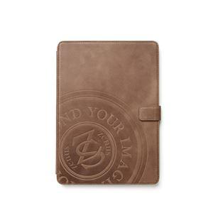 【iPad Air】ZENUS Prestige Vintage Signage Diary Z2852iPA(With SignageD)
