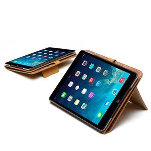 【iPad Air】ZENUS Prestige Retro Vintage Diary (プレステージ レトロビンテージダイアリー)スタンド機能付 本革 ハイブリッド(vintage brown) f04