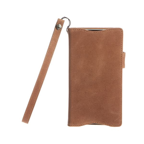 【Xperia ZL2】Zenus Prestige Vintage Diary (プレステージビンテージダイアリー) イタリアン本革 ストラップ付 スナップボタン スタンド機能付 卓上ホルダ対応(Diary)f00