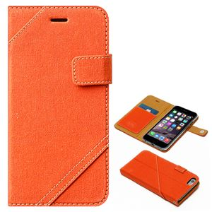 iPhone6s/6 ケース ZENUS Cambridge Diary(ゼヌス ケンブリッジダイアリー)アイフォン(orange) h01