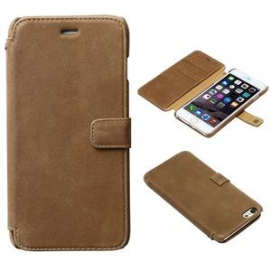 iPhone6s Plus/6 Plus ケース ZENUS Vintage Diary(ゼヌス ビンテージダイアリー)アイフォン(vintage brown)