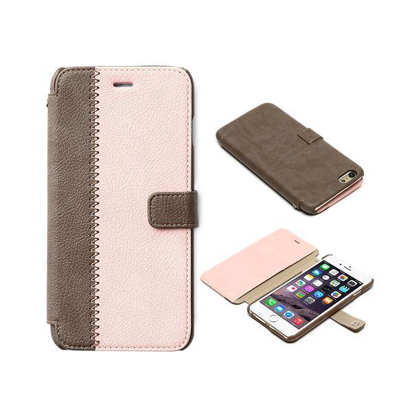 iPhone6s Plus/6 Plus ケース ZENUS E-note Diary(ゼヌス イーノートダイアリー)アイフォン(pink)f00