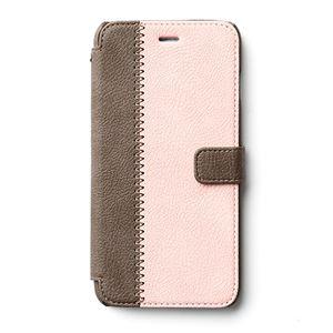 iPhone6s Plus/6 Plus ケース ZENUS E-note Diary(ゼヌス イーノートダイアリー)アイフォン(pink) h02