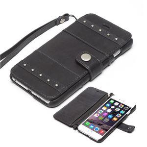 iPhone6s Plus/6 Plus ケース ZENUS Bohemian M Diary(ゼヌス ボヘミアンMダイアリー)アイフォン(dark grey) h01