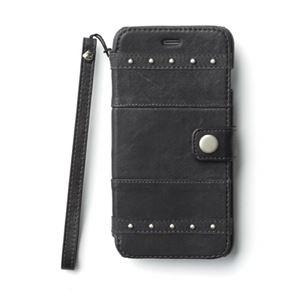 iPhone6s Plus/6 Plus ケース ZENUS Bohemian M Diary(ゼヌス ボヘミアンMダイアリー)アイフォン(dark grey) h02