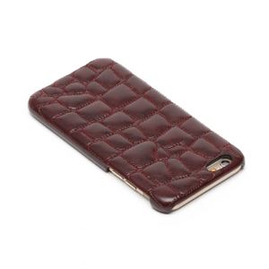 iPhone6s/6 ケース ZENUS Croco Quilting Bar(ゼヌス クロコキルティングバー)アイフォン(Bar Wine) h02