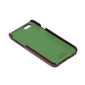 iPhone6s/6 ケース ZENUS Croco Quilting Bar(ゼヌス クロコキルティングバー)アイフォン(Bar Wine) h03